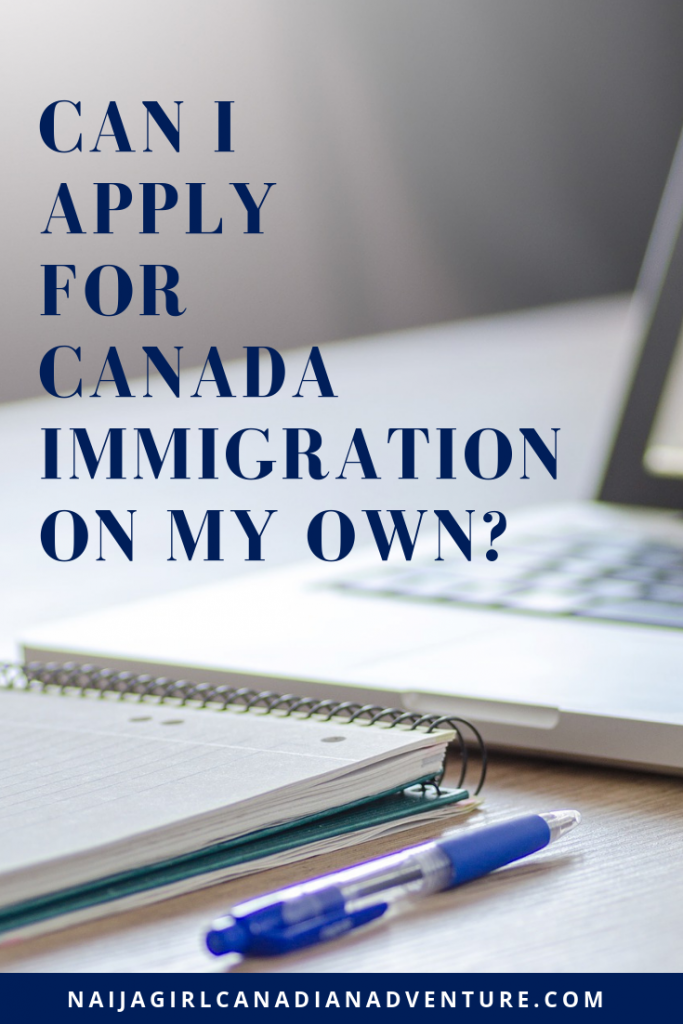 Can I Apply for Canadian Immigration on My Own?