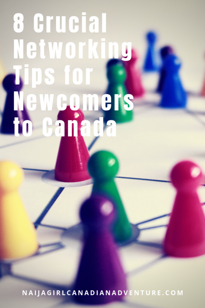 8 Crucial Networking Tips for Newcomers to Canada