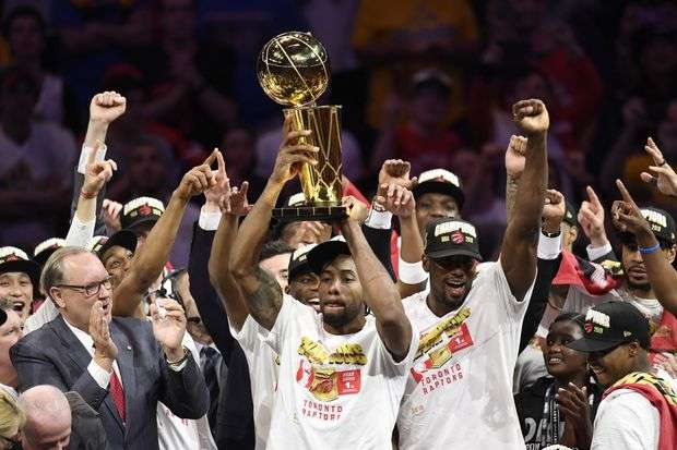 toront raptors wins nba finals