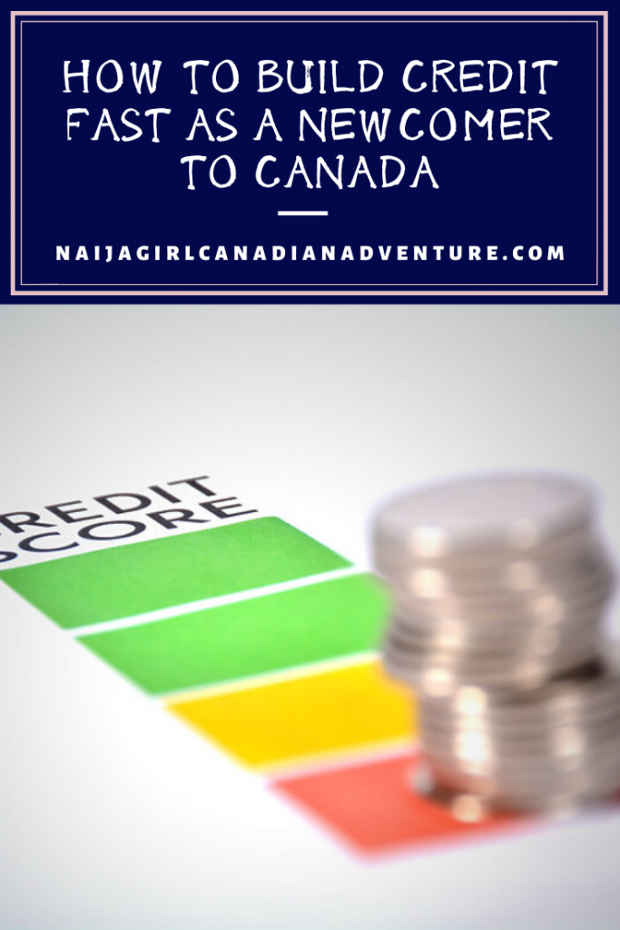 How to Build Credit Fast as a Newcomer to Canada