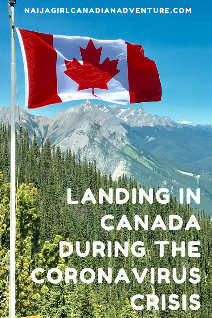 Can I Land in Canada During the Coronavirus Crisis?