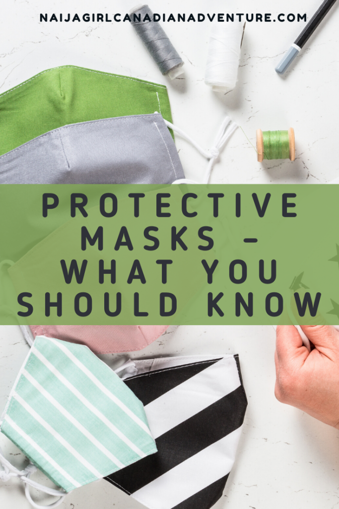 Protective Masks - What You Should Know