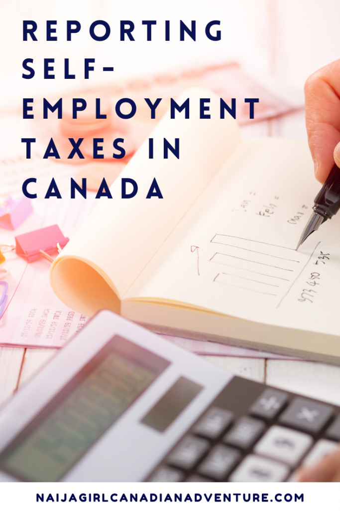 Reporting Self-employment Taxes in Canada