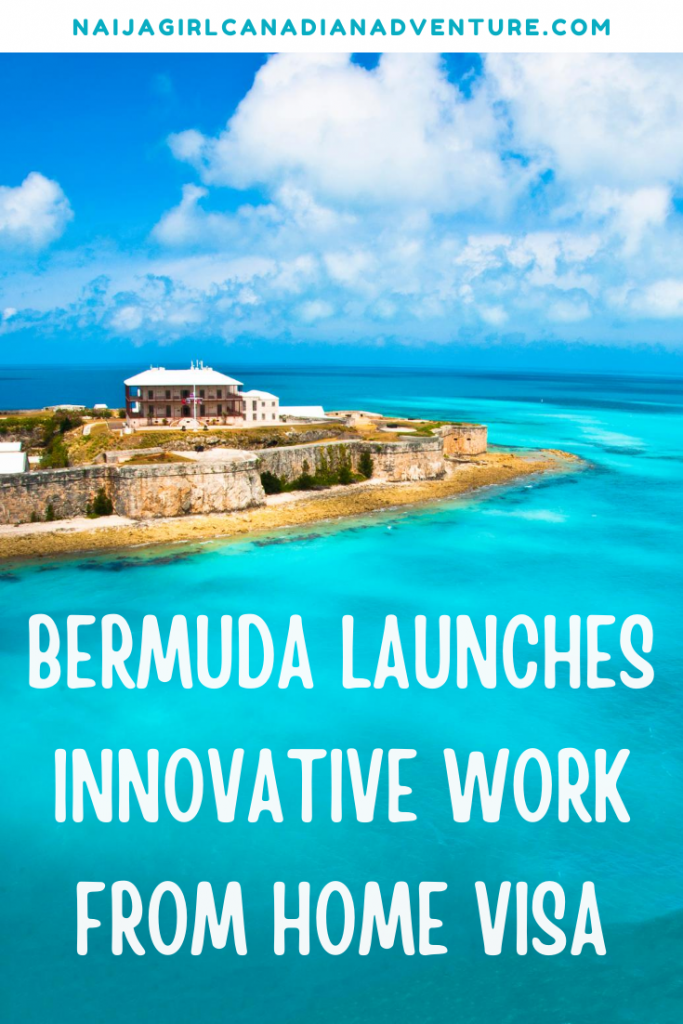 Bermuda Launches Innovative Work from Home Visa