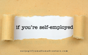 Government Assistance for Self-Employed Persons