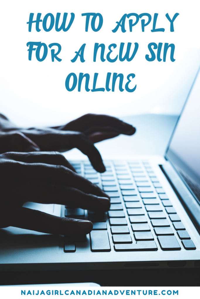 How Can I Get My SIN Number Online