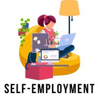 Self employment in Canada