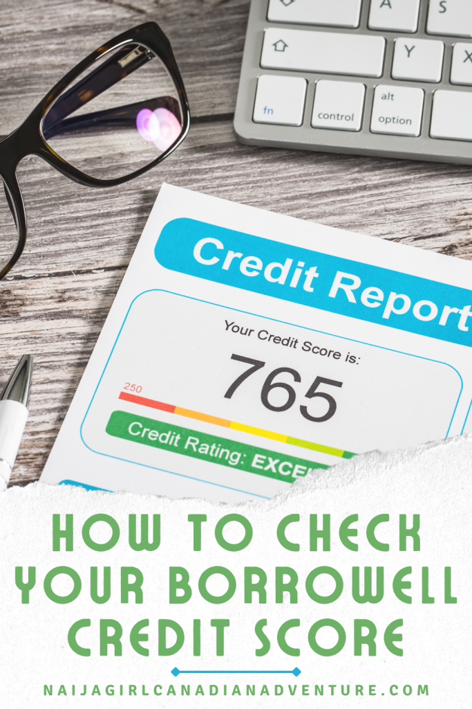 How to Check Your Borrowell Credit Score