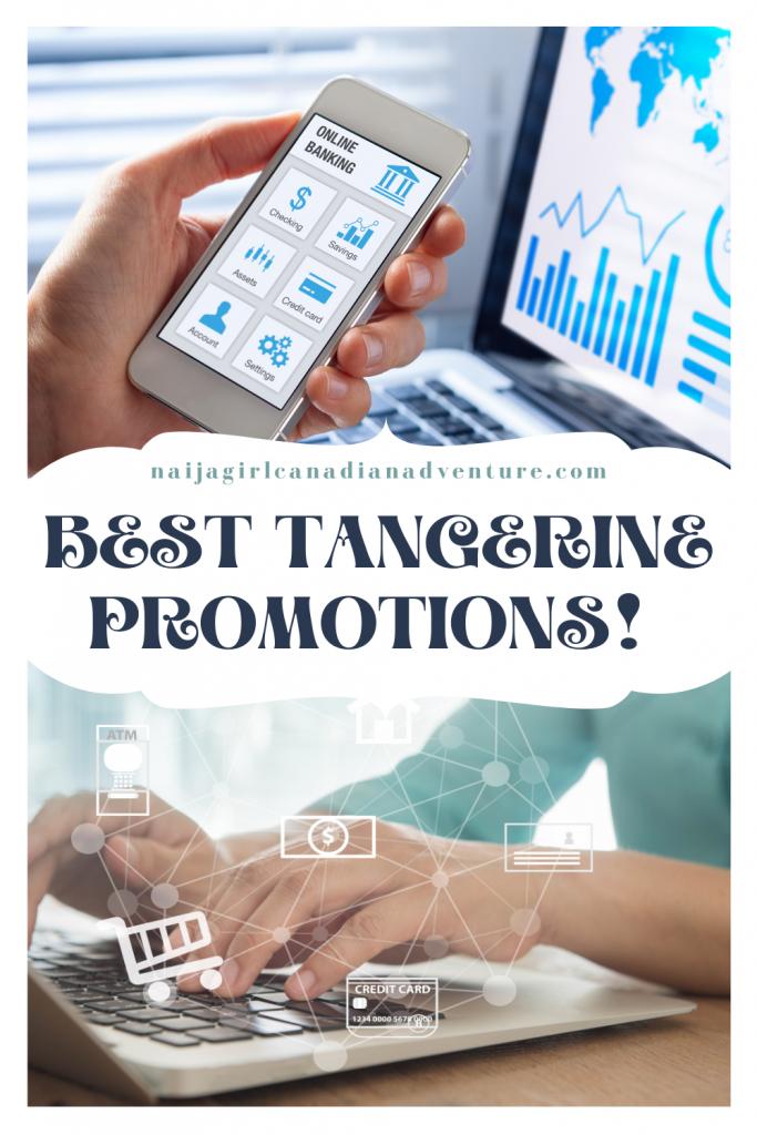 Best Tangerine Promotions