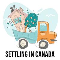 Settling in Canada